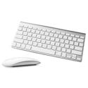Apple Wireless Magic Mouse or Mini Keyboard (Manufacturer Refurbished)