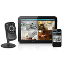 D-Link Day/Night WiFi Surveillance Cameras with Remote Viewing