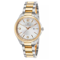 Maurice Lacroix Women's Stainless Steel Silver-Tone Watch