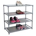 Home Basics Coated non-woven Shoe Rack
