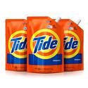 Tide Smart Pouch Original Scent HE Turbo Clean Liquid Laundry Detergent