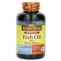 Nature Made Burp-less Fish Oil, 1000Mg