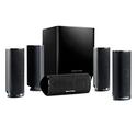 Harman Kardon HKTS 16 Black 5.1-Channel Home Theater Surround-Sound System