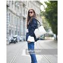 Jil Sander Flap Medium Shoulder Bag