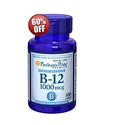 Puritan's Pride  Vitamin B-12 1000 mcg Timed Release