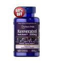 Puritan s Pride Resveratrol 500 mg