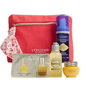 L'Occitane: Free 5-Piece Gift Set with $65 Purchase