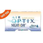 Air Optix 日夜戴 6个装