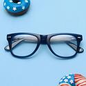 GlassesUSA 劳动节特卖: 全场所有镜框可享 55% OFF