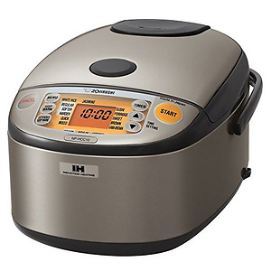 Zojirushi NP-HCC10XH Induction Heating System Rice Cooker