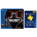 PlayStation 4 《使命召唤:黑色行动3 (Call of Duty: Black OPS III)》 500GB 游戏机+一年会员