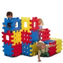 幼儿18片大Waffle Block玩具套组仅售$69.99