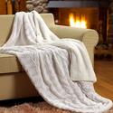 Northpoint 超舒适丝绒毛毯
