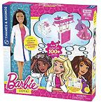 芭比科学少女