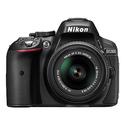 Nikon D5300 24.2 MP Digital SLR Camera with 18-55mm VR AF-P DX Lens
