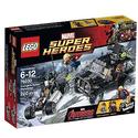 Amazon: LEGO 乐高Superheroes 超级英雄系列$7.72起