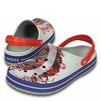 Crocs 孩童复仇者联盟洞洞鞋
