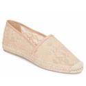 Diane von Furstenberg 蕾丝镂空平底鞋