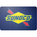 $50 Sunoco 加油礼卡