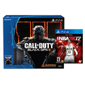 Sony PlayStation 4 500gGB Bundle w/ Call of Duty Black Ops III & NBA 2K17
