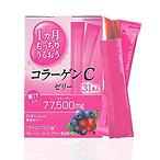 胶原蛋白果冻莓果口味