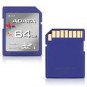 ADATA Premier 64GB SDXC UHS-I Memory Card - Class 10