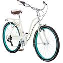 施文Schwinn 7档变速女士自行车