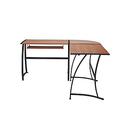 Gillespie L 型大书桌