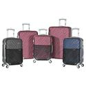 Olympia USA SEQ 硬壳旅行箱3件套
