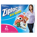 Ziploc XL 储物袋