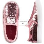 闪亮平底鞋