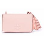 粉色流苏背包