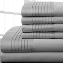Elite Home 1000织床上用品6件套
