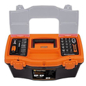 Tactix 40pc. Tool Box Set