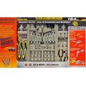 Trades Pro Mechanics Tool Set