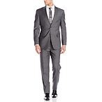 Tommy Hilfiger Side Vent Suit
