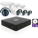 LaView 4 Camera Security System