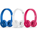 Beats By Dre Solo HD On-Ear Headphones with Built-in Mic