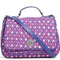 Vera Bradley Turnlock Crossbody Bag