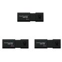 Kingston 8GB DataTraveler Flash Drive 3 Pack