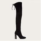 Mina Stretch Thigh Boot