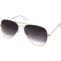 Aquaswiss Mason Women's Aviator Sunglasses