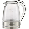 Brentwood 1.7 Liter Glass Electric Kettle