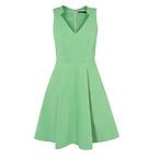 Green Cotton Dress