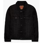 Knit Trucker Jacket