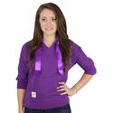 Tommy Hillfiger Junior's 3/4 Sleeve Pullover Hoodie Sweatshirt