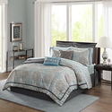 Sharlotta 5 Piece Comforter Set by Home Essence