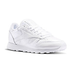 Classic Leather Pearlized Sneakers