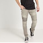 Skinny Straight Leg Jean