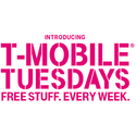 Chance To Win Freebies with T Mobile Tuesday